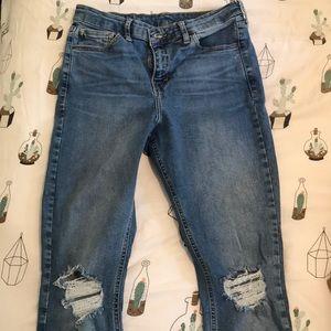 Topshop Jeans - Skinny Jeans
